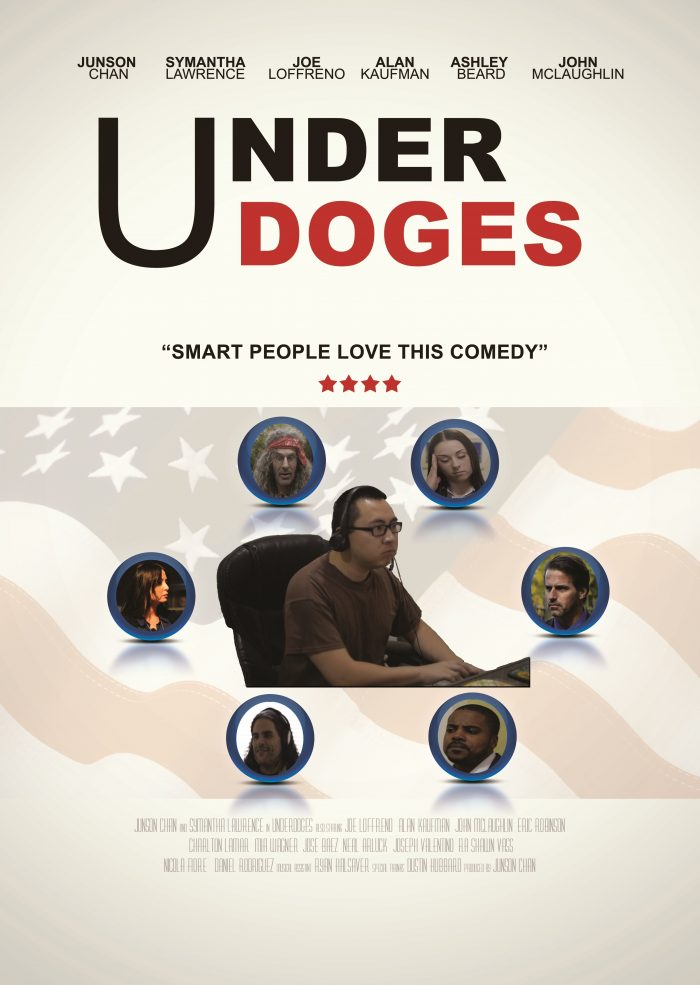 Underdoges - Pro-Donald Trump Political Comedy Poster
